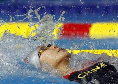 Zhao Jing (TORSTEN BLACKWOOD/AFP/Getty Images)