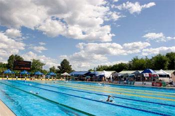 Zwembad WK militairen Montreal